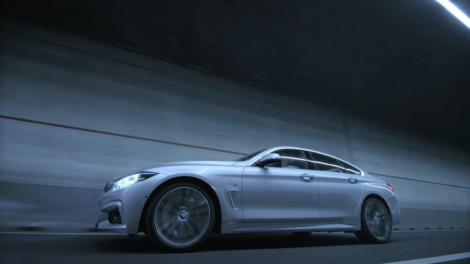 BMW rijplezier : TunnelLiefde - Rob Hodselmans Cinematographer