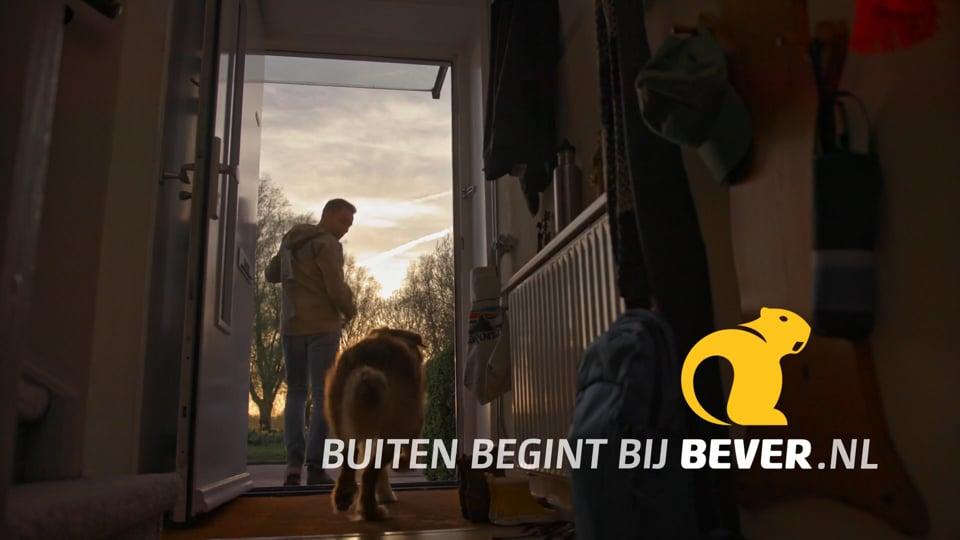 Bever - Buiten Is Nooit Ver Weg - Rob Hodselmans