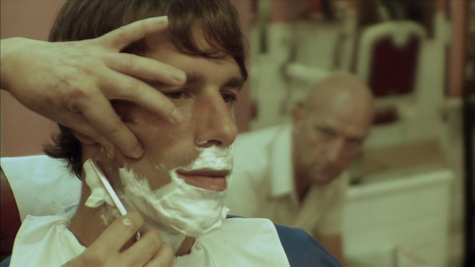 VAN NISTELROOY : barbier Real Madrid : scene - Rob Hodselmans Cinematographer